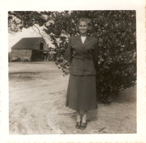 Grandma Mattie